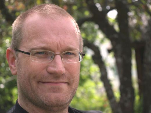 En bild på Magnus Olofsson