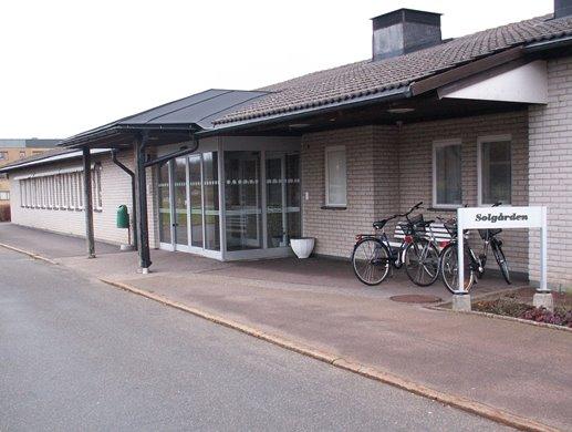 En bild på Ödeshögs äldrecentrum